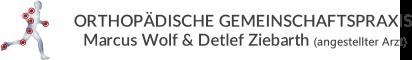 Orthopädische Gemeinschaftspraxis Marcus Wolf & Detlef Ziebarth